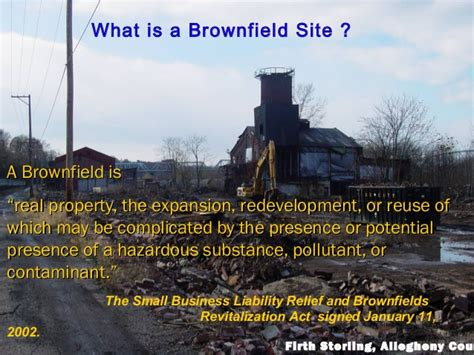 fostering urban agriculture  brownfield