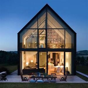 Glass House 2 : 1000 ideas about modern barn house on pinterest modern barn barn houses and barn house interiors ~ Orissabook.com Haus und Dekorationen