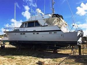 1977 Hatteras 58 Yacht Fisherman Power Boat For Sale Www