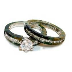 camouflage wedding ring sets camo wedding ring set wedding inspiration