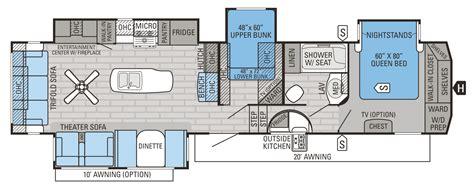 Jayco Eagle 5th Wheel Floor Plans