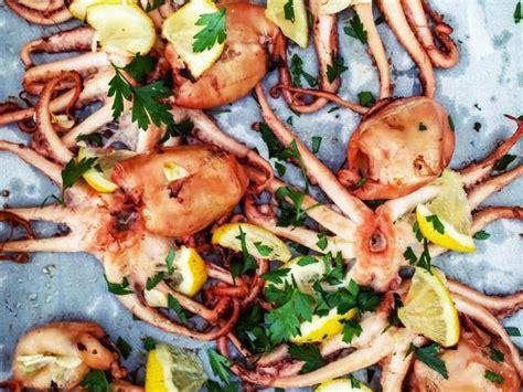 cuisiner le calamar comment cuisiner des tentacule de poulpe 28 images