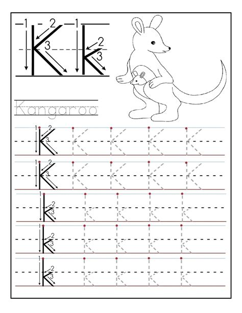 letter  worksheets  preschool preschool  kindergarten