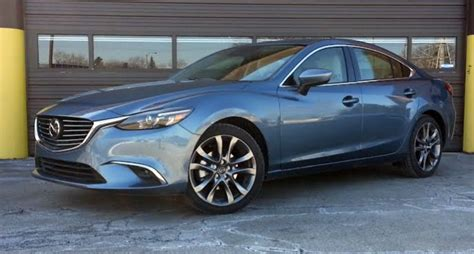 test drive  mazda   grand touring  daily drive