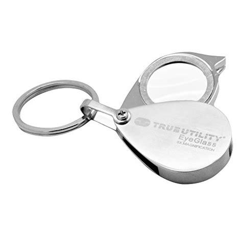 TransparentSchwarz  COMFOUR® Lupe Vergrößerungsglas