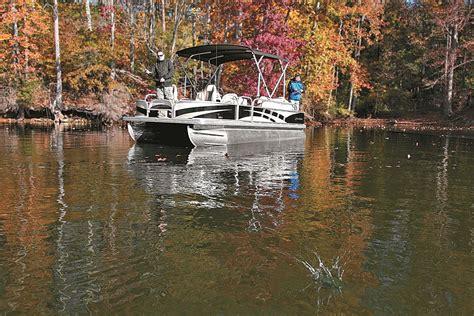 Deck Boat Advantages by Pontoons Versus Deck Boats Breaking The Advantages