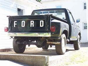 1984 Ford F150 4x4 Stepside