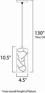 Seep 1-light Pendant - Mini Pendant