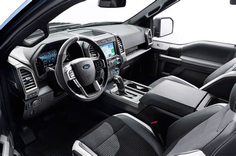 ford raptor interior 2017 ford f 150 raptor offers contenting driver modes
