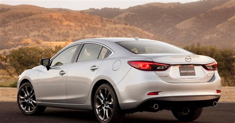 Best Car Award 2016 by Best Family Car 2016 Mazda6 Photos 2016 Daily News