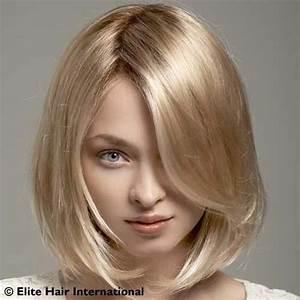 Coiffure Blonde Mi Long : 9 best images about perruque cheveux mi longs long hair wig mi coiffure on pinterest ~ Melissatoandfro.com Idées de Décoration