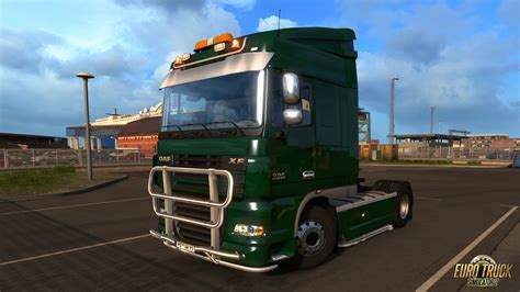 scs softwares blog updated daf xf   coming