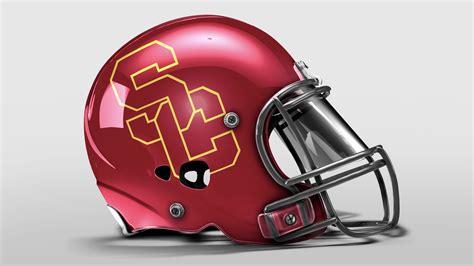 football helmet designer usc football helmet design concepts