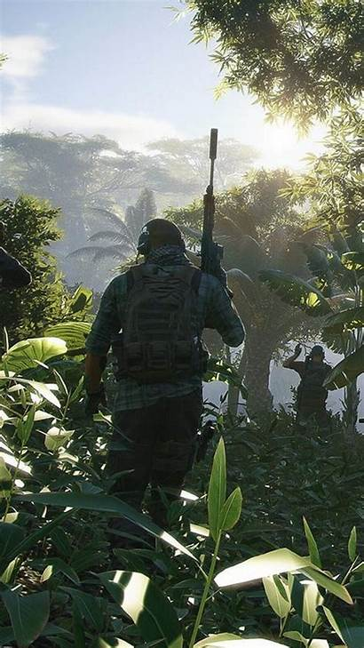 Pubg 4k Mobile Ultra Jungle Sniper Wallpapers