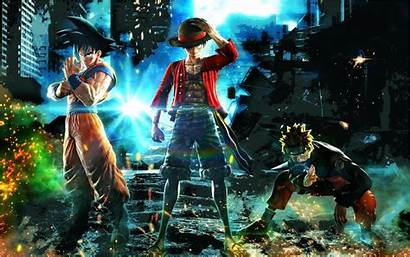 4k Jump Force Wallpapers Iphone Aesthetic Fall