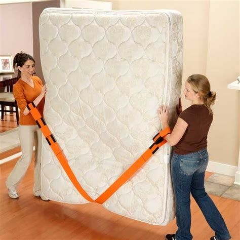 how to move mattress forearm forklift lifting straps furniture lifting moving straps