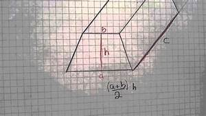 Wasservolumen Berechnen : mathe volumen eines trapezprisma brechnen volumen berechnen youtube ~ Themetempest.com Abrechnung