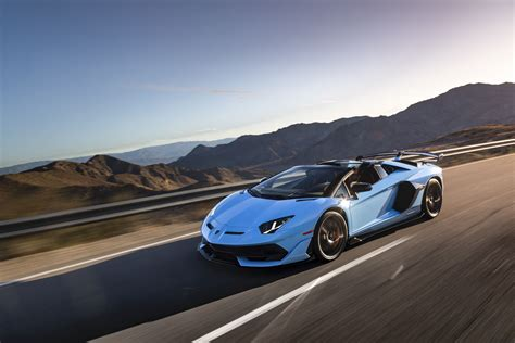 Lamborghini Aventador SVJ recalled because owners could ...