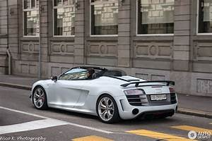 Audi R8 GT Spyder  22 October 2016  Autogespot