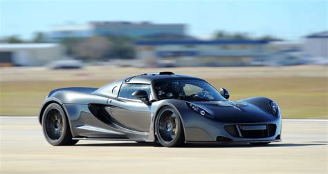Hennessey Venom Gt Is The Fastest Production Car In The