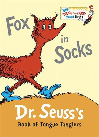 Seuss Dr Books Fox Socks Children Random