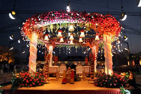 light bulbs cheap indian wedding decoration ideas