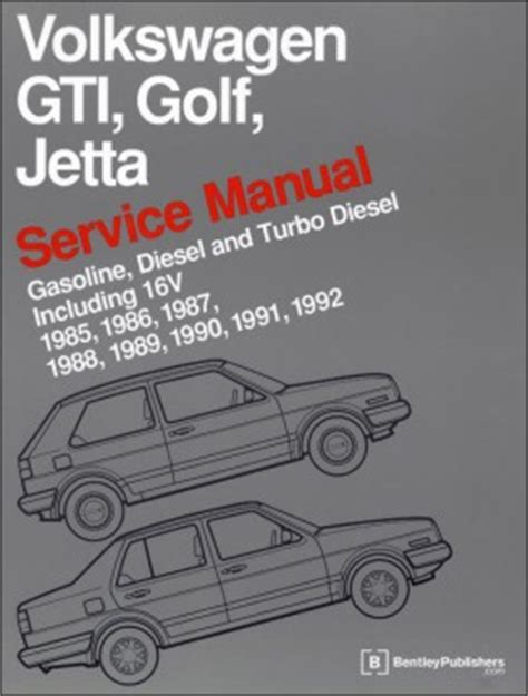 service and repair manuals 2012 volkswagen jetta electronic throttle control vw golf jetta service manual 1986 1992 at evwparts