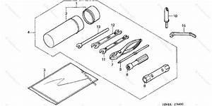 Honda Atv 2003 Oem Parts Diagram For Tools
