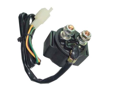 China Motorcycle Starter Relay (dq-j009)