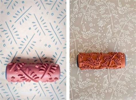 Malerrolle Mit Muster by Die 25 Besten Ideen Zu Wand Streichen Muster Auf