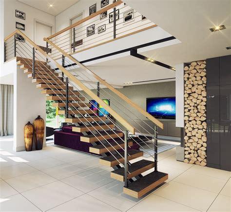 Danwood Haus Today by Today De 2016 2016 05 06 Holz Stahl Treppen