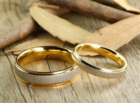50 inspirational his and hers wedding rings sets graphics