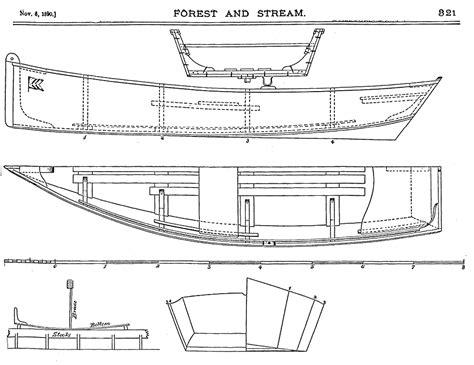 skiff plans pdf woodworking