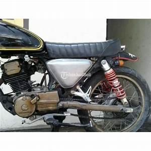 Motor Basic Gl Max Tahun 83 Custom Modif Cb Japstyle Surat