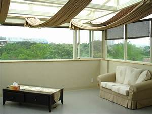 Sunroom Blinds Ideas And Curtains — Room Decors And Design