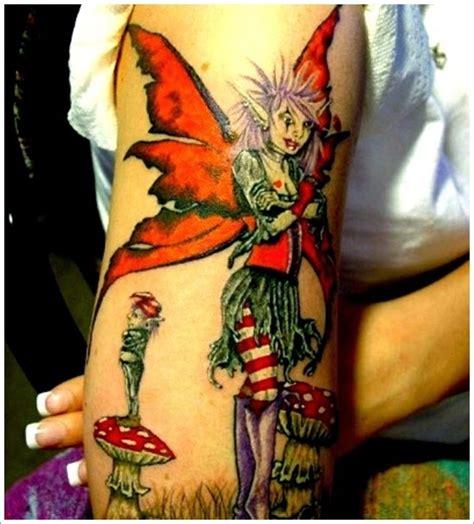 Tatuajes de hadas: como escoger el mejor diseño
