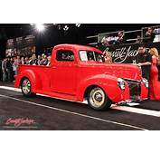 Barrett Jackson Scottsdale Auction 2015 Day 4 Results
