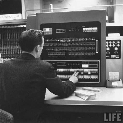 historia de la tecnologia ibm