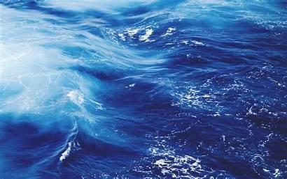 Ocean Water Sea Wave Pattern Nature 4k