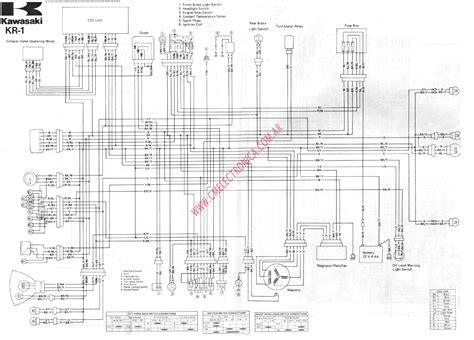 Kawasaki Wiring Diagram Library