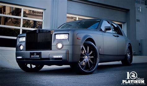 platinum motorsport unveils custom rolls royce phantom