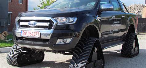 ford ranger track ford ranger acf track