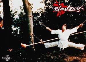 Jean-Claude Van Damme|No retreat no surrender, Black eagle ...