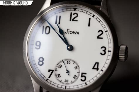 stowa marine review worn wound