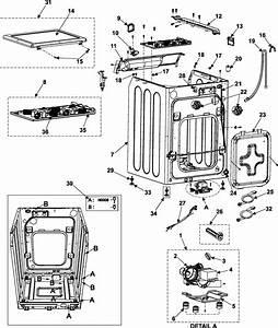 Samsung Samsung Laundry Parts
