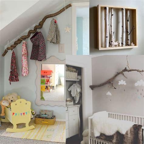 des idées pour une chambre de bébé nature idées cadeaux