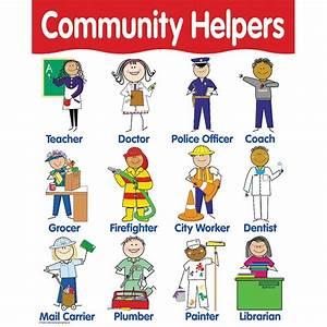 Chart Community Helpers - CTP5694 Creative Teaching