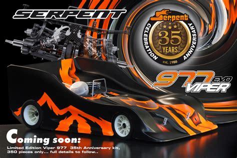 Serpent Model Racing Cars - News - Scoop: Serpent VIPER ...