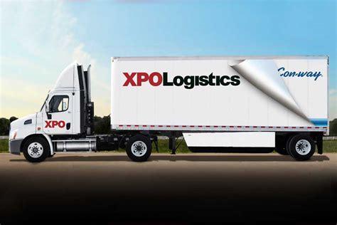 xpo logistics phone number xpo logistics a finalizat achiziția con way infotrucker ro