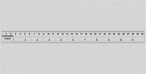 cm ruler printable printable ruler actual size